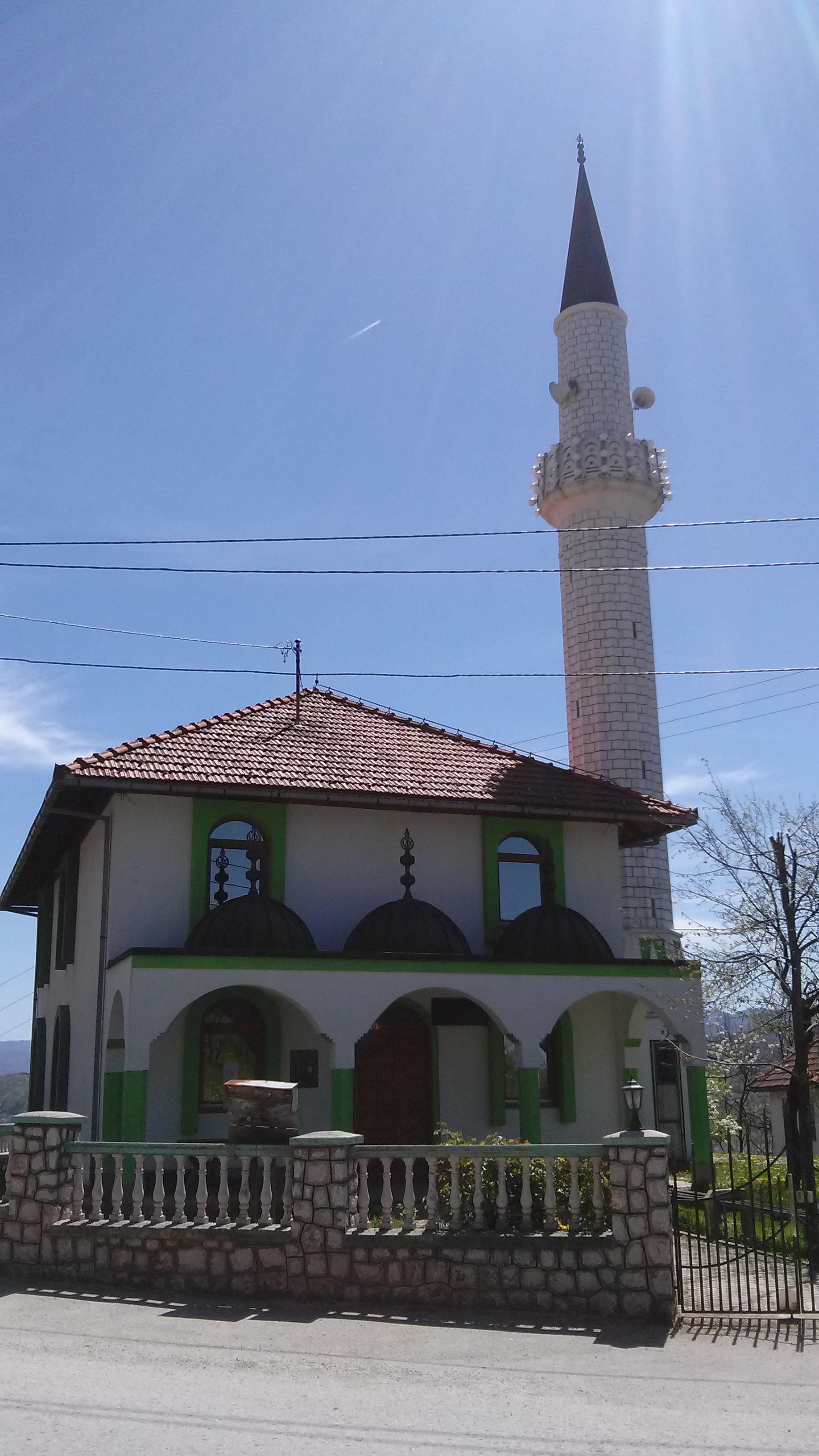 Džamija Brigići