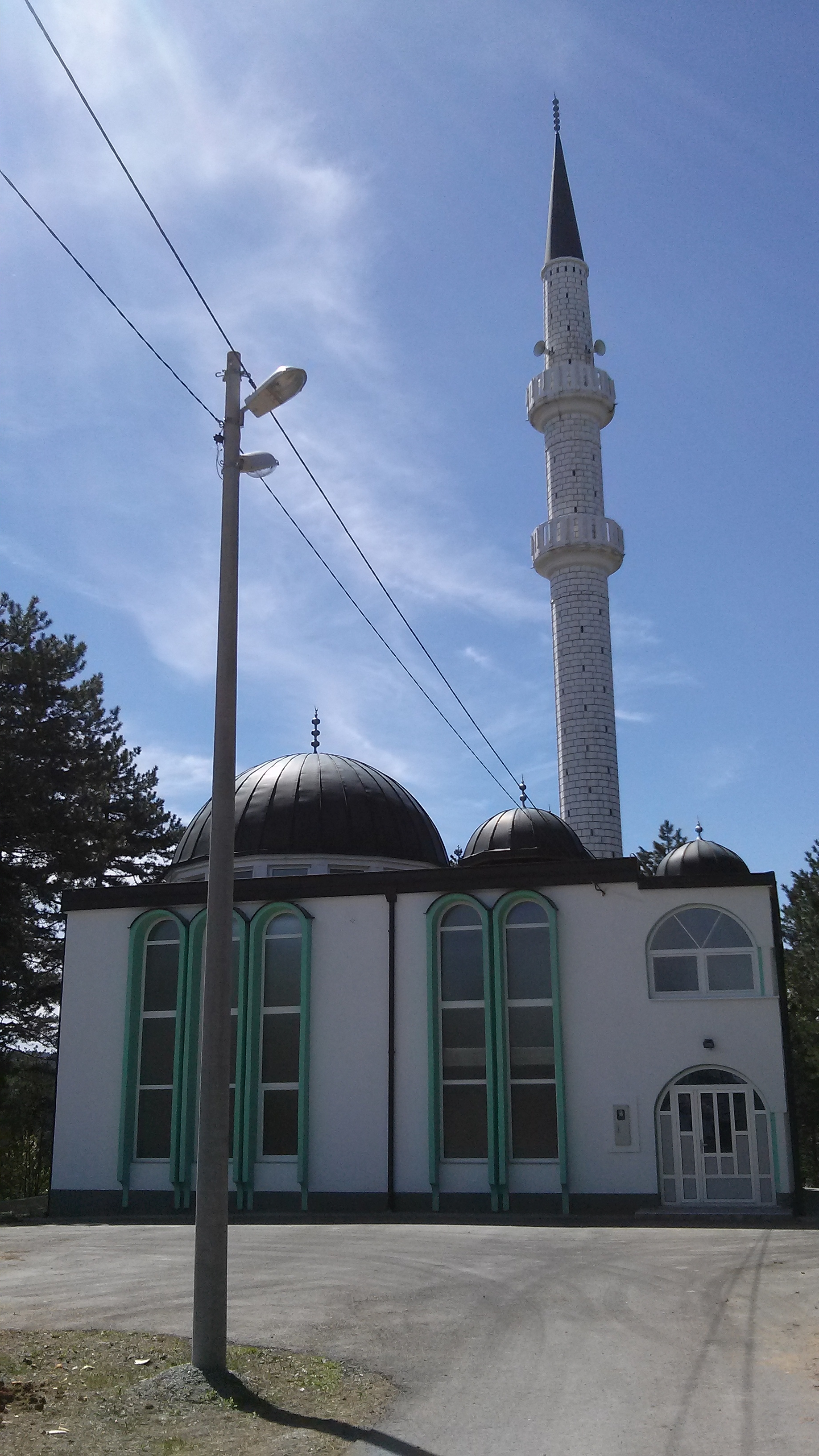 Džamija Tulovići