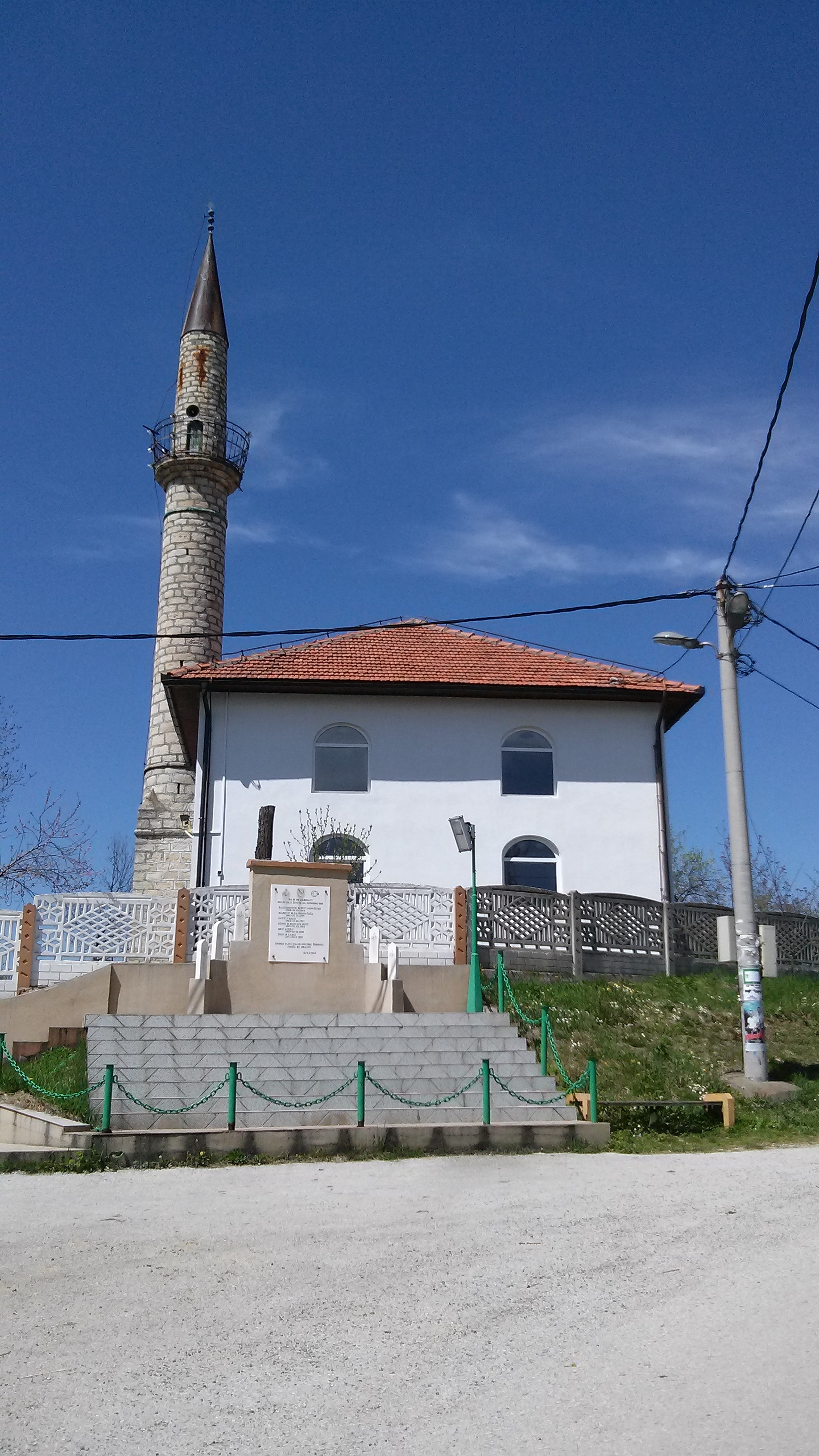 Džamija Omazići