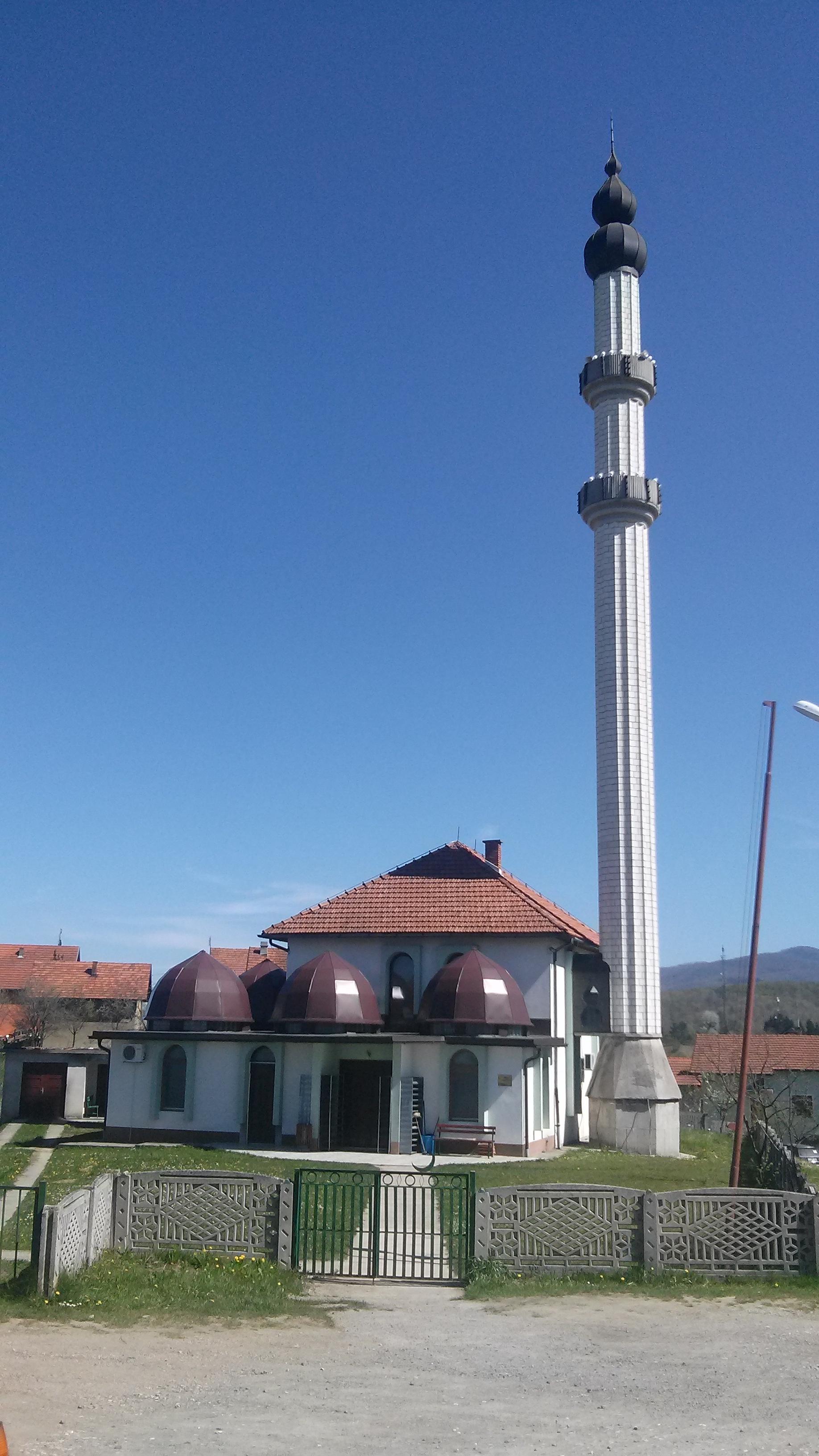 Džamija Grivice