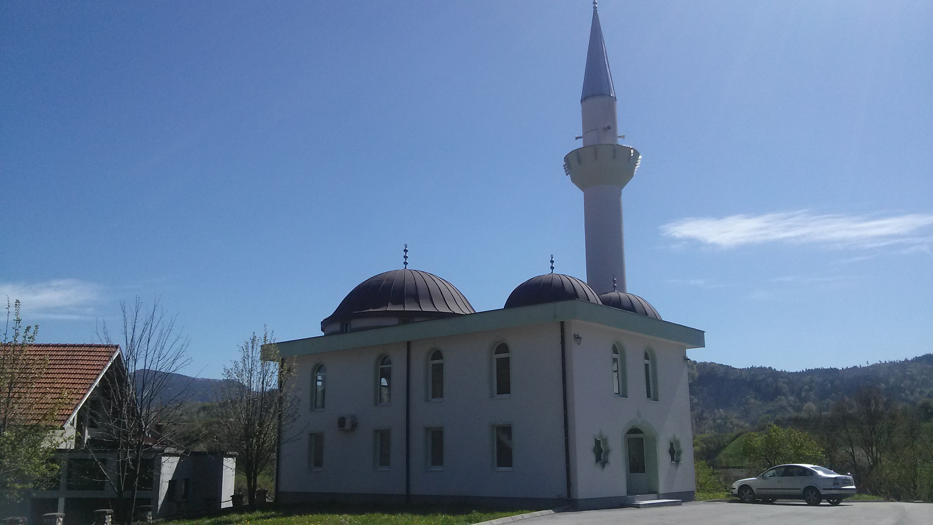 Džamija Podgorje