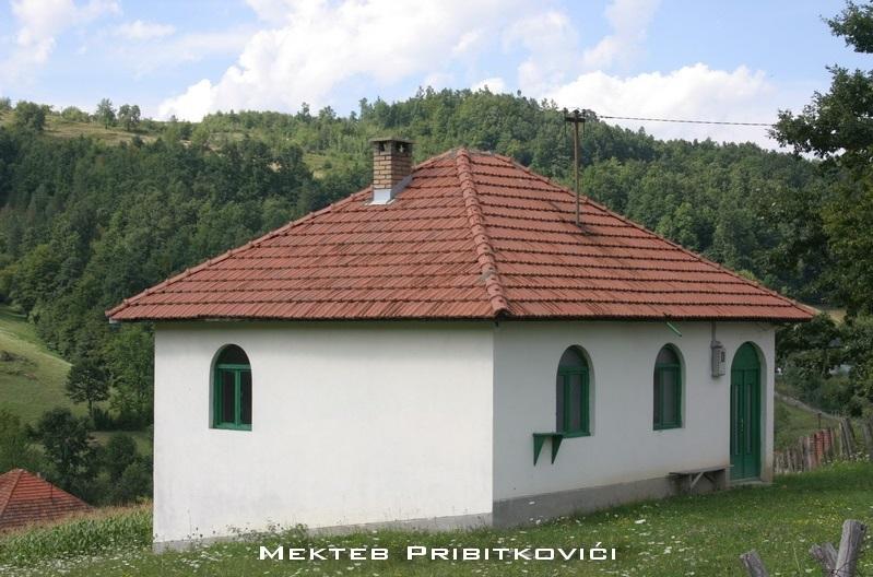 Mekteb Pribitkovići