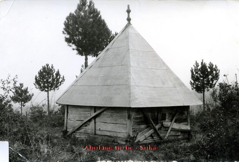 Abukino turbe - Suha