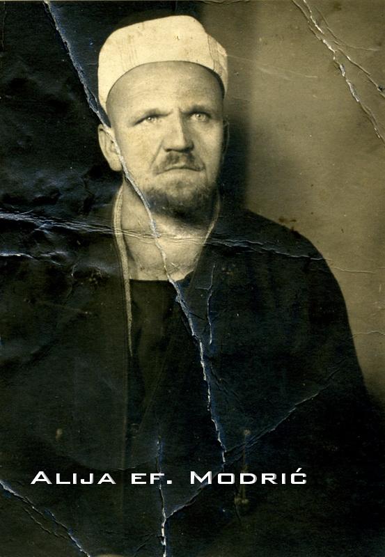 Alija ef. Modric