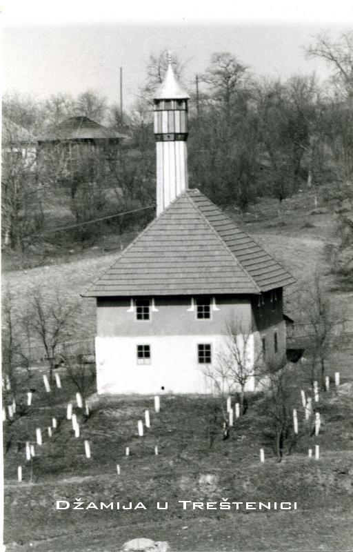 Džamija u Trestenici