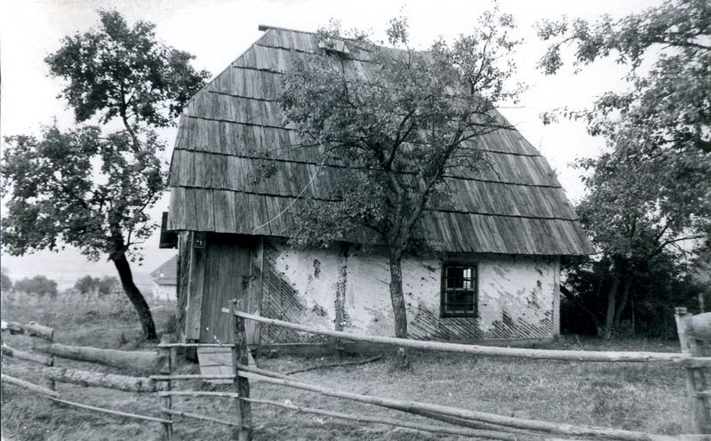 Stari mekteb u Podgorju
