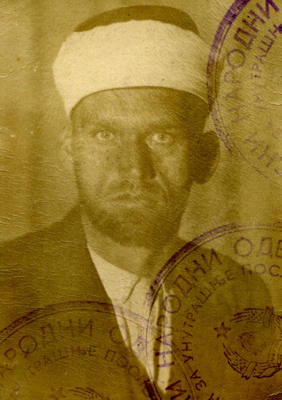 Sulejman ef. modrić