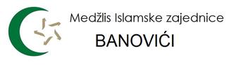 Medžlis Banovići Logo
