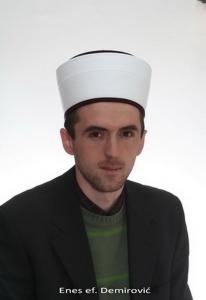 Enes ef. Demirović