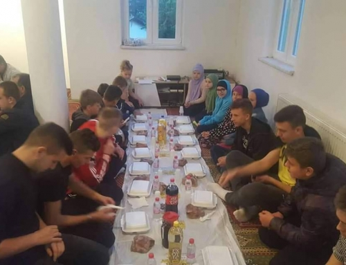 Iftar u Aljkovićima