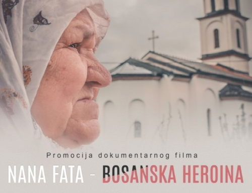 Promocija filma: Nana Fata – bosanska heroina