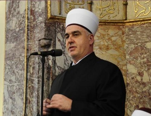Hutba Reisu-l-uleme Husein ef. Kavazovića o Srebrenici