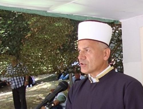 Hutba povodom godišnjice smrti rahmetli Alije Izetbegovića