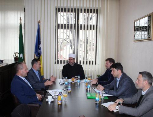 Sastanak Komisije za izradu elaborata o osnivanju medrese u Banjoj Luci