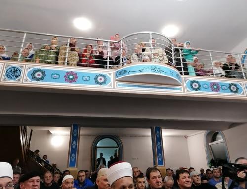 Mevlud povodom rekonstrukcije džamije u džematu Omazići