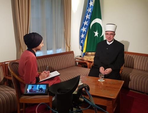 Muftija Fazlović: Neka se drugi čovjek ogleda u čistoti našeg lica