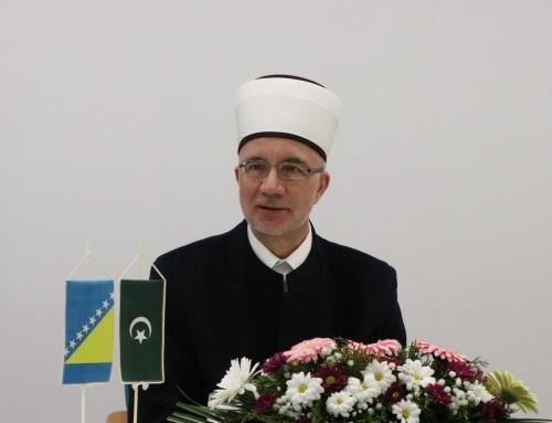 Ramazanska poruka muftije tuzlanskog, Vahid-ef. Fazlovića