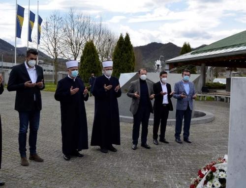 Reisu-l-ulema u Potočarima: Učiniti sve da džemati u RS funkcioniraju u sigurnom ambijentu