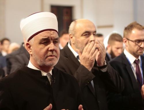 Reisu-l-ulema Kavazović: Volio bih da nas ramazan sve više uljudi, od političara, intelektualaca i novinara