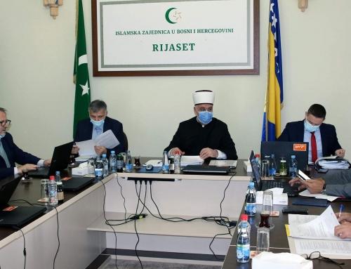 Rijaset: Usvojen program obilježavanja 26. godišnjice genocida u Srebrenici